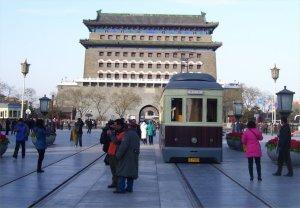 Tram in Beijing