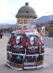Advertising Sarajevo style