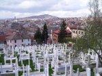 View across Sarajevo