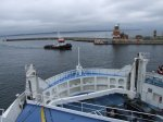 Departure from Helsingborg