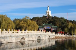 The White Dagoba, Beihai Park