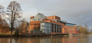 The theatres of the Royal Shakespeare Company in Stratford-upon-Avon