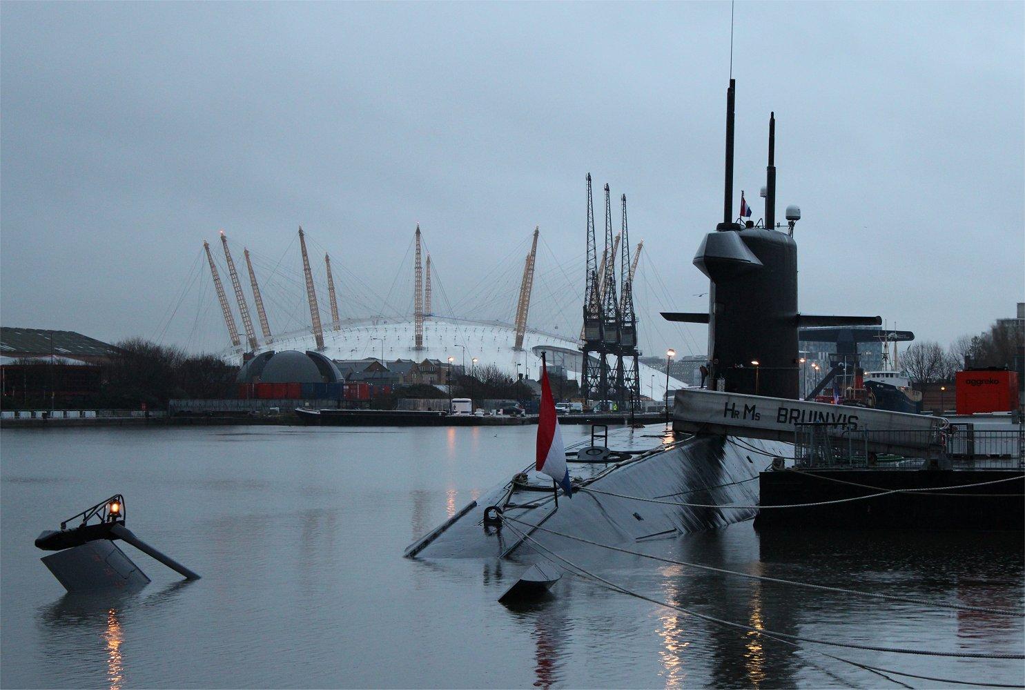 Rússia informa a Suécia que submarino 'misterioso' no litoral de Estocolmo é holandês