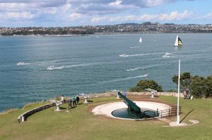 The view from North Head