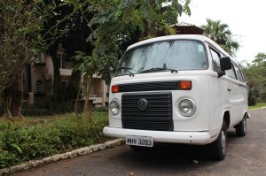 VW Kombi (T2) in Brazil