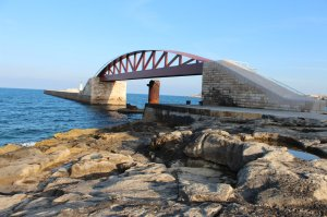 The Breakwater Bridge