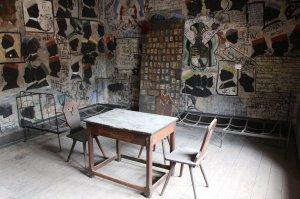 Cell in Heidelberg Student Prison