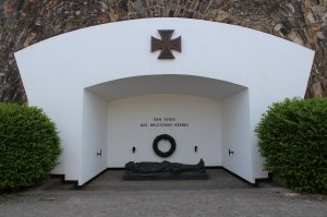 Memorial of the German Army (Ehrenmal des Deutschen Heeres)