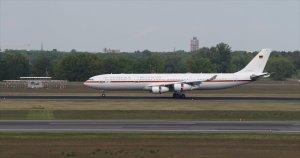 Bundesrepublik Deutschland Airbus A340-313X VIP 'Konrad Adenauer' (16+01)