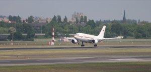 Bundesrepublik Deutschland Airbus A310-304 VIP (10+21)