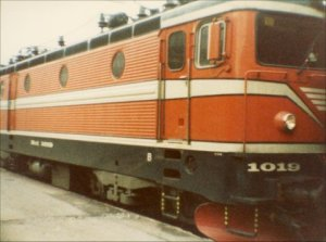 RC 1-1019 at Stockholm Central
