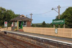 Okehampton Station