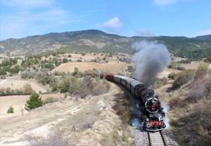 Steam to Dumlupinar