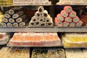 Window shopping in Istanbul