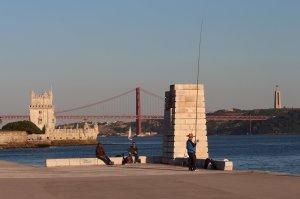 Fishing at Belém