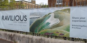 Ravilious at Dulwich Picture Gallery