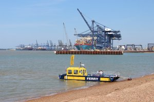 The Harwich Harbour Foot Ferry