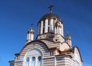 Catedrala Ortodoxă Sfântul Ioan Botezătorul din Făgăraș (under construction)
