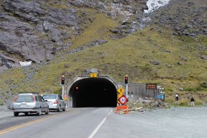 The Homer Tunnel