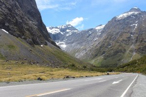 The Milford Highway