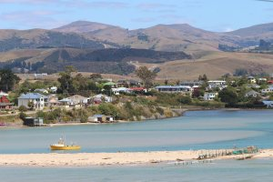 Karitane and the Waikouaiti River