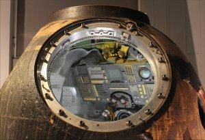 Soyuz TM-14 descent module, 1992