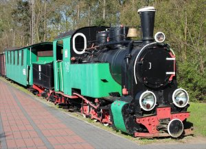 Px27-775 at Wenecja Narrow Gauge Railway Museum