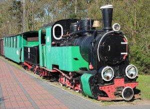 Px27-775 at Wenecja Narrow Gauge Railway Museum