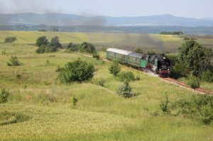 03.12 passes through the rural lanscape between Malevo and Haskovo
