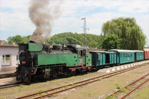 609.76 with our train at Septemvri