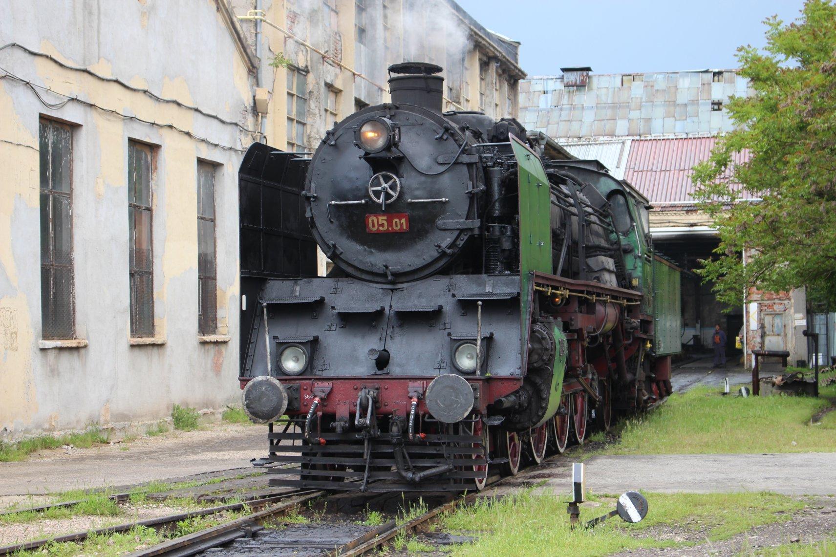 Steamless in Sofia | FolkestoneJack's Tracks