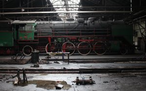 01.23 in the shed at Sofia Depot