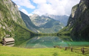 A view across the Obersee