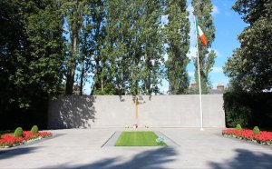 Arbour Hill Cemetery, where 14 of the executed leaders are buried