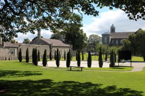 A view of Arbour Hill Cemetery