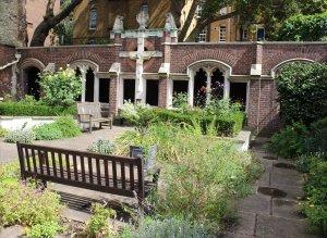 The Cloister Garden