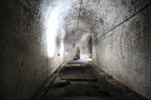 The North Entrance Tunnel
