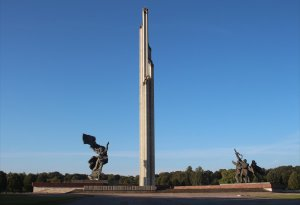Victory Memorial to the Soviet Army