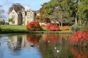 The mansion at Wakehurst Place