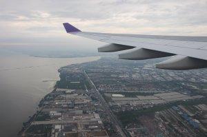 ...and hello Bangkok