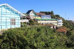The Kyaik Hto Hotel