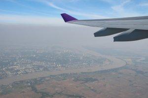 Farewell to Yangon...