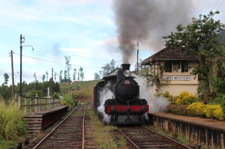 Class B2b no. 213 at Great Western